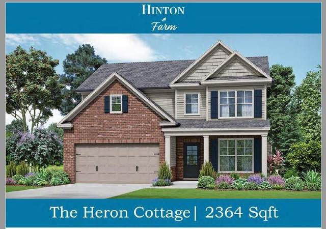 611 Hinton Farm Circle, Dacula, GA 30019 (MLS #6758709) :: North Atlanta Home Team