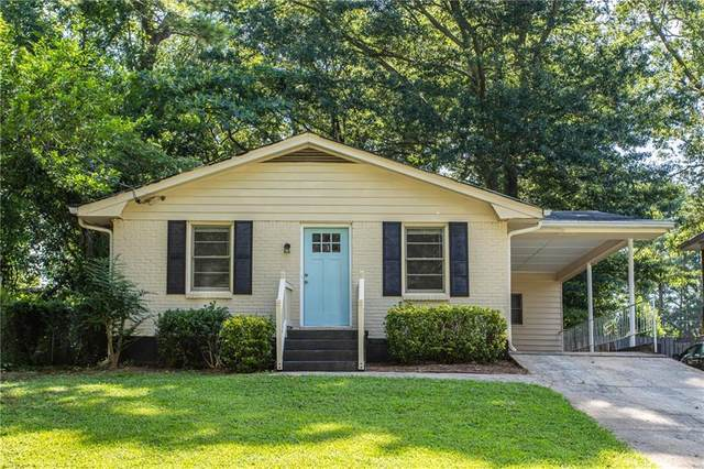 650 Parker Avenue, Decatur, GA 30032 (MLS #6758726) :: The North Georgia Group
