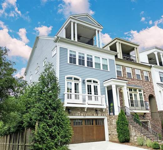 311 Prospect Street NE, Atlanta, GA 30312 (MLS #6758728) :: North Atlanta Home Team