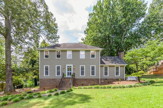 5 Coventry Drive SE, Rome, GA 30161 (MLS #6758747) :: The Heyl Group at Keller Williams