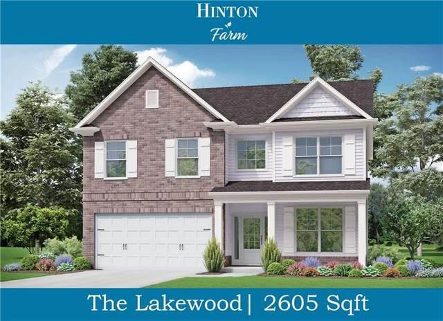 561 Hinton Farm Circle, Dacula, GA 30019 (MLS #6758748) :: AlpharettaZen Expert Home Advisors