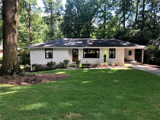 1172 Blueberry Trail, Decatur, GA 30033 (MLS #6758761) :: North Atlanta Home Team