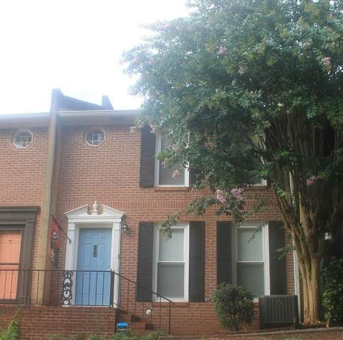 9 College Street, Newnan, GA 30263 (MLS #6758773) :: North Atlanta Home Team