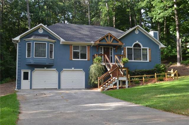 1504 Fox Hound Trace, Woodstock, GA 30188 (MLS #6758777) :: North Atlanta Home Team