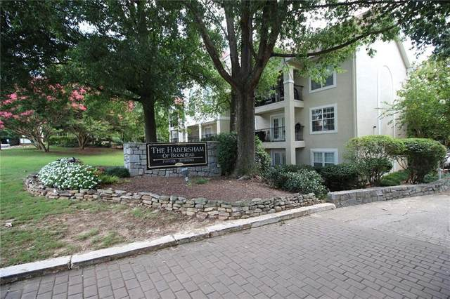 3655 Habersham Road NE #124, Atlanta, GA 30305 (MLS #6758830) :: The Butler/Swayne Team