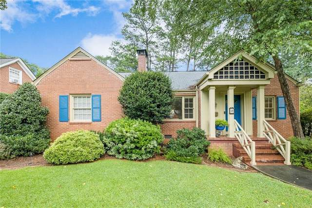 18 Clarendon Avenue, Avondale Estates, GA 30002 (MLS #6758858) :: The Zac Team @ RE/MAX Metro Atlanta
