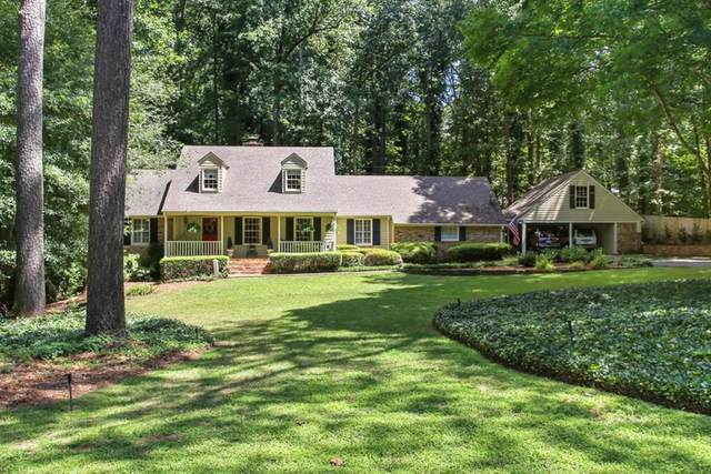 714 Hampton Place, Marietta, GA 30064 (MLS #6758859) :: North Atlanta Home Team
