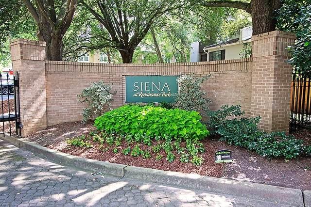 240 NE Renaissance Parkway NE #212, Atlanta, GA 30308 (MLS #6758887) :: Charlie Ballard Real Estate