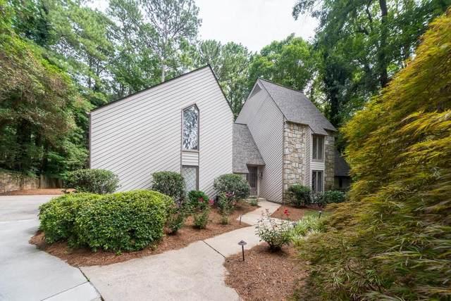130 River North Drive NW, Atlanta, GA 30328 (MLS #6758890) :: North Atlanta Home Team