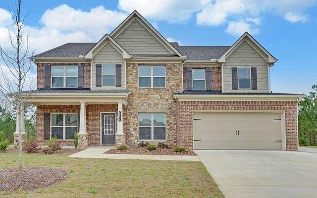 1891 Cobblefield Circle, Dacula, GA 30019 (MLS #6758903) :: North Atlanta Home Team