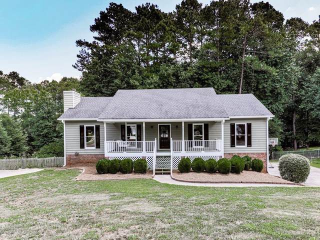 3932 Marguerite Drive NW, Acworth, GA 30101 (MLS #6758916) :: Charlie Ballard Real Estate