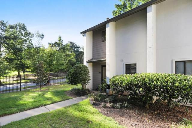 20 NE Finch Trail NE #20, Atlanta, GA 30308 (MLS #6758937) :: North Atlanta Home Team