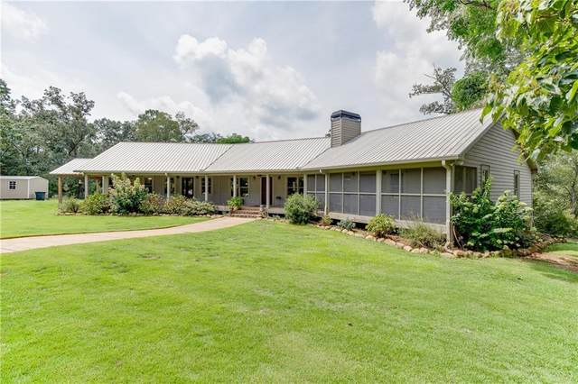 4832 Wildcat Bridge Road, Royston, GA 30662 (MLS #6758956) :: North Atlanta Home Team