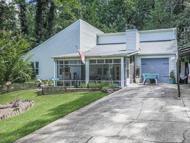 221 Apple Branch Drive, Woodstock, GA 30188 (MLS #6758971) :: The Cowan Connection Team