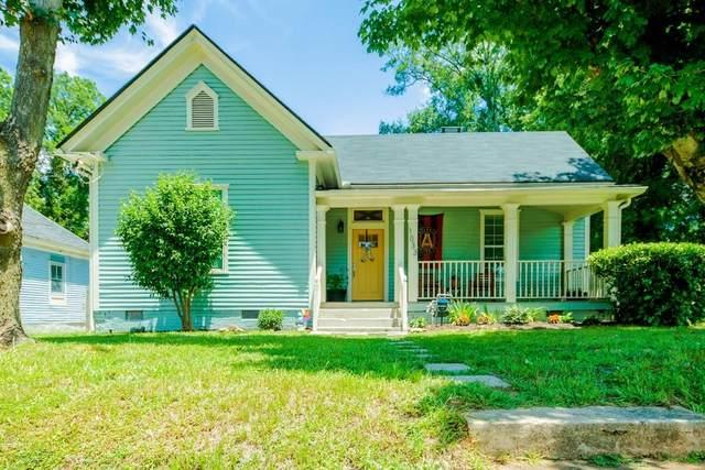 1033 White Oak Avenue SW, Atlanta, GA 30310 (MLS #6758973) :: AlpharettaZen Expert Home Advisors