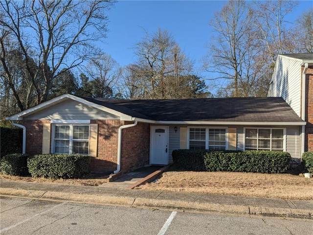 6354 Shannon Parkway 18A, Union City, GA 30291 (MLS #6758977) :: BHGRE Metro Brokers