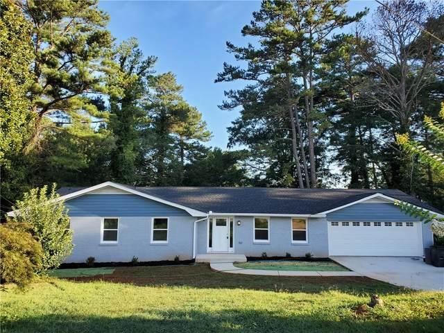 4296 White Castle Court, Decatur, GA 30034 (MLS #6758980) :: Path & Post Real Estate