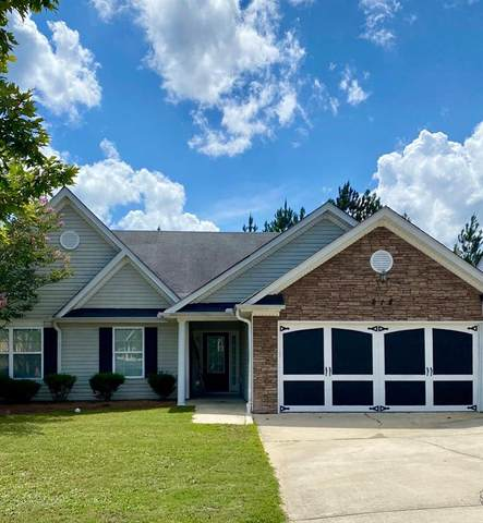 218 Overlook Drive, Dallas, GA 30157 (MLS #6759014) :: Kennesaw Life Real Estate