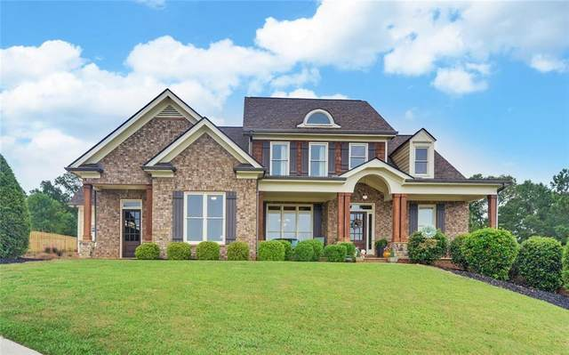 4430 Highland Gate Pkwy, Gainesville, GA 30506 (MLS #6759026) :: Dillard and Company Realty Group