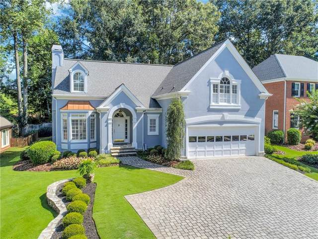 4509 Woodhaven NE, Marietta, GA 30067 (MLS #6759040) :: BHGRE Metro Brokers