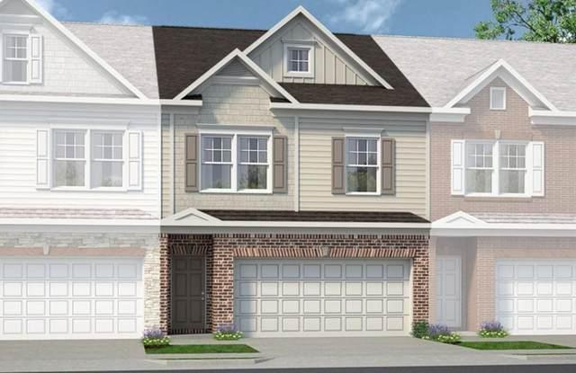 122 Grant Drive #83, Canton, GA 30114 (MLS #6759064) :: Path & Post Real Estate
