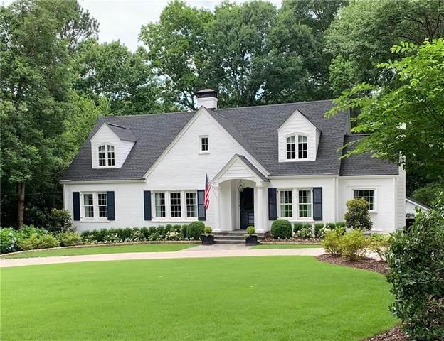 3590 Ivy Road NE, Atlanta, GA 30342 (MLS #6759084) :: North Atlanta Home Team