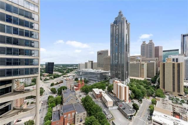 400 W Peachtree Street NW #2712, Atlanta, GA 30308 (MLS #6759103) :: Tonda Booker Real Estate Sales