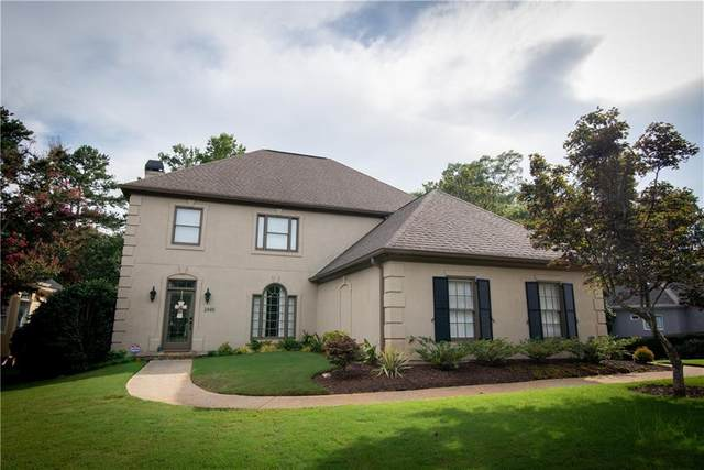 2485 The Fifth Fairway, Roswell, GA 30076 (MLS #6759109) :: The Heyl Group at Keller Williams