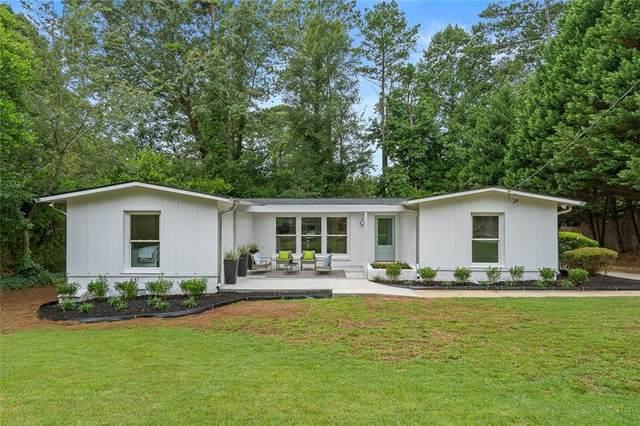 3868 Carlton Drive, Chamblee, GA 30341 (MLS #6759122) :: North Atlanta Home Team