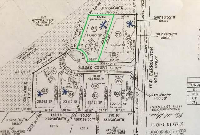 207 Shiraz Court, Carrollton, GA 30116 (MLS #6759140) :: The Heyl Group at Keller Williams