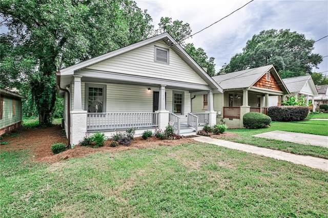 1052 Ashby Grove, Atlanta, GA 30314 (MLS #6759199) :: The Cowan Connection Team