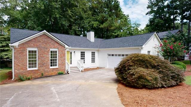 1167 W Mill Drive NW, Kennesaw, GA 30152 (MLS #6759208) :: The Realty Queen & Team