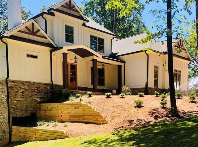 3655 Cameron Circle, Gainesville, GA 30506 (MLS #6759227) :: North Atlanta Home Team