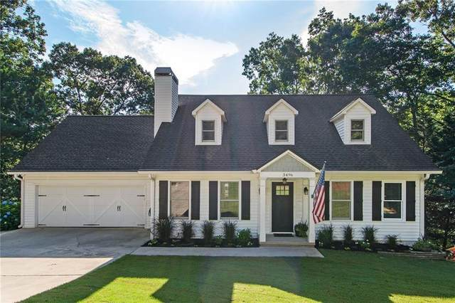 3496 Miller Place, Gainesville, GA 30506 (MLS #6759228) :: Dillard and Company Realty Group