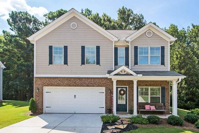 46 Grand Oak Drive, Jefferson, GA 30549 (MLS #6759232) :: RE/MAX Prestige
