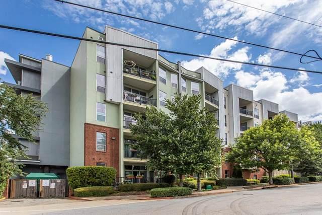 2630 Talley Street #309, Decatur, GA 30030 (MLS #6759237) :: Vicki Dyer Real Estate