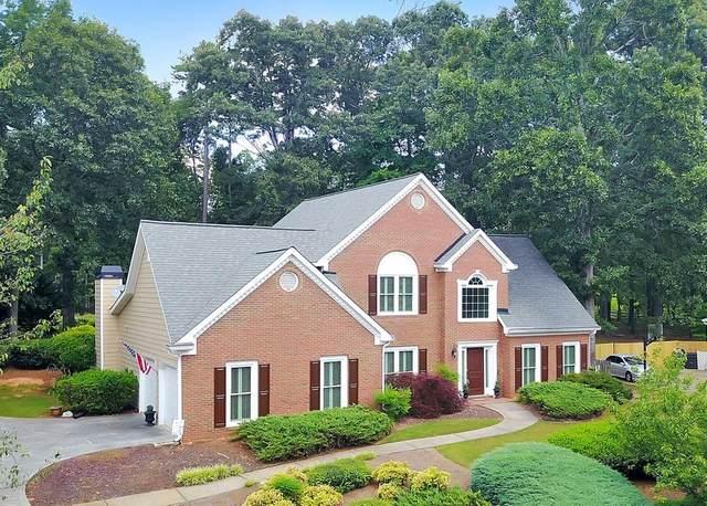 1559 Halisport Lake Drive NW, Kennesaw, GA 30152 (MLS #6759244) :: Charlie Ballard Real Estate