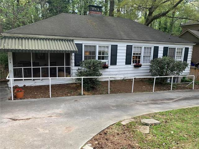 2102 E Roxboro Road NE, Brookhaven, GA 30324 (MLS #6759255) :: The Heyl Group at Keller Williams