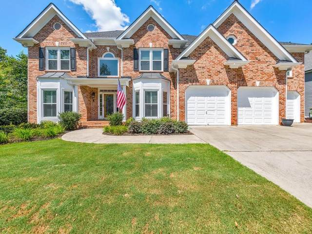 6238 Benbrooke Drive NW, Acworth, GA 30101 (MLS #6759256) :: The Heyl Group at Keller Williams