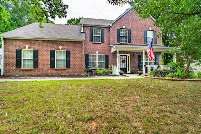 510 Ansley Forest Drive, Monroe, GA 30655 (MLS #6759280) :: North Atlanta Home Team