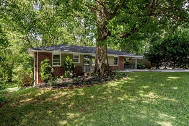 896 Gaylemont Circle, Decatur, GA 30033 (MLS #6759281) :: The Zac Team @ RE/MAX Metro Atlanta