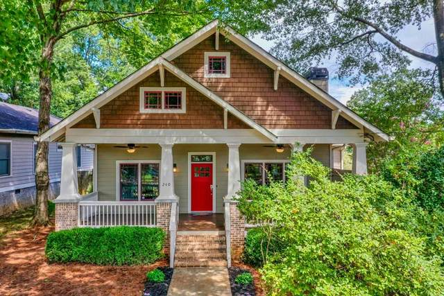 240 Gibson Street SE, Atlanta, GA 30316 (MLS #6759290) :: The Zac Team @ RE/MAX Metro Atlanta