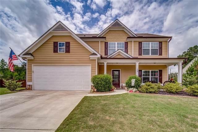 129 Sage Hill, Ball Ground, GA 30107 (MLS #6759304) :: North Atlanta Home Team