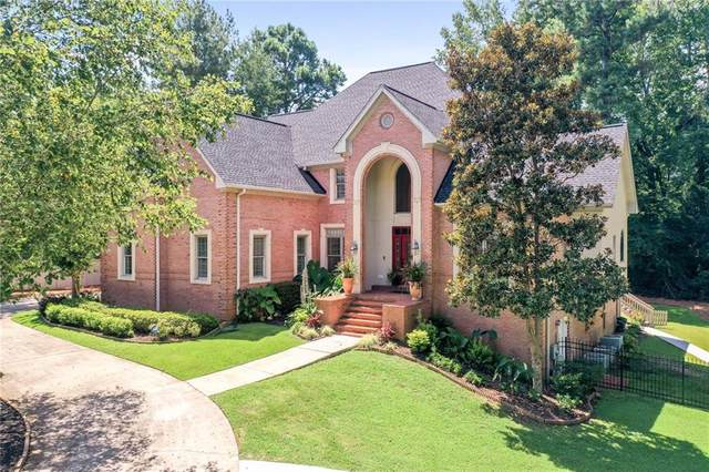 802 Leesburg Place, Lake Spivey, GA 30236 (MLS #6759314) :: North Atlanta Home Team