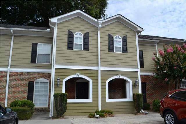 806 Summer Place #806, Norcross, GA 30071 (MLS #6759331) :: North Atlanta Home Team