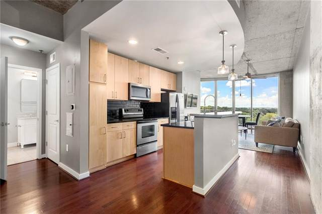 361 17th Street NW #910, Atlanta, GA 30363 (MLS #6759341) :: Oliver & Associates Realty