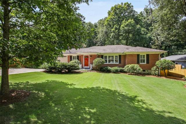1640 Heatherwood Drive, Decatur, GA 30033 (MLS #6759343) :: North Atlanta Home Team