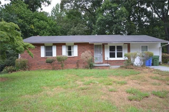 2717 Crescendo Drive NW, Atlanta, GA 30318 (MLS #6759367) :: The Heyl Group at Keller Williams
