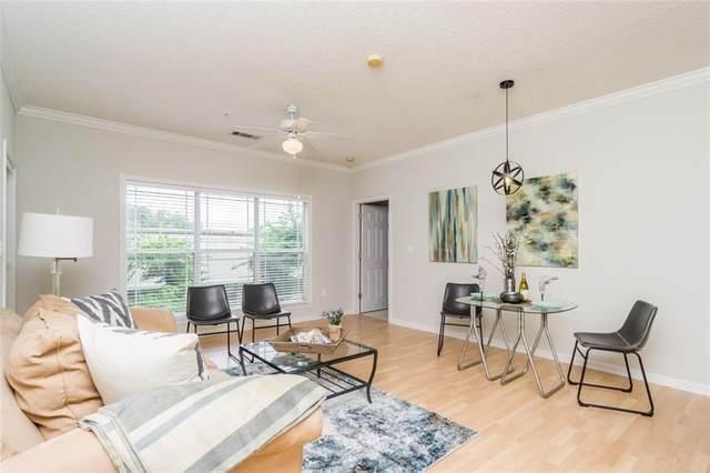 4333 Dunwoody Park #3104, Dunwoody, GA 30338 (MLS #6759389) :: Kennesaw Life Real Estate