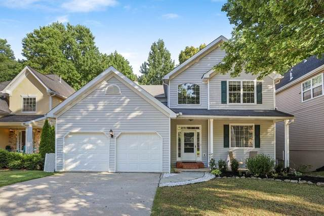 2105 Brookridge Terrace, Alpharetta, GA 30004 (MLS #6759401) :: North Atlanta Home Team